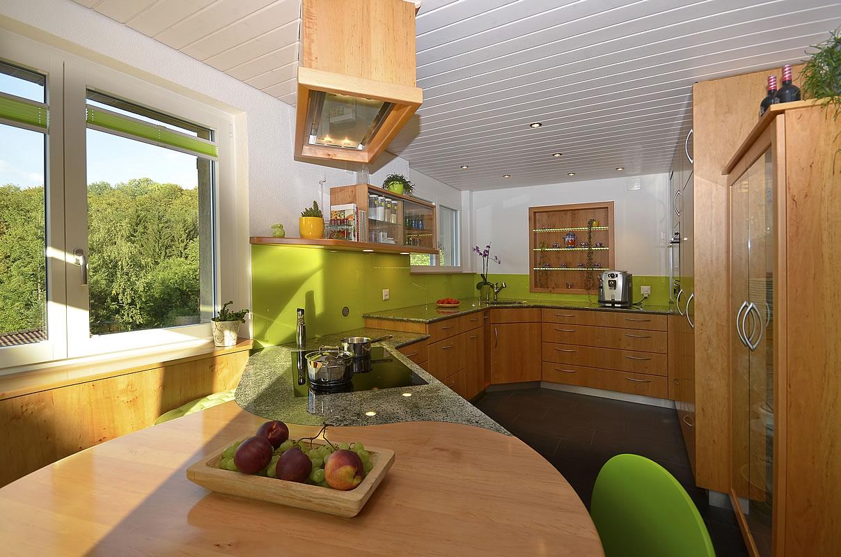 Küche Erle | Brender Mehr Raum Fur Ideen Kuche 10 Erle Natur Offene Kuche